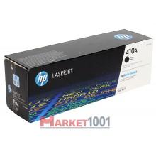 HP CF410A (410A) тонер-картридж черный
