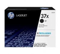 HP CF237X (37X) тонер-картридж черный