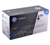 HP CE260X (649X) тонер-картридж черный