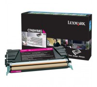 LEXMARK C748H1MG тонер-картридж пурпурный