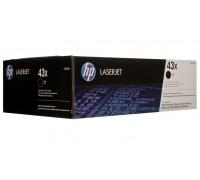 HP C8543X (43X) тонер-картридж черный