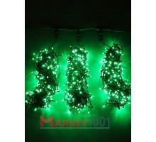 "Гирлянда на деревья Клип лайт ""Спайдер"" 3x20 м. (LED) с контроллером зеленая"