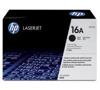 HP Q7516A (16A) тонер-картридж черный