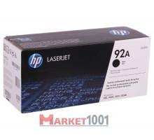 HP C4092A (92A) тонер-картридж черный