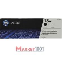 HP CE278A (78A) тонер-картридж черный