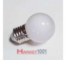 Лампа для Белт лайта 8-и диодная E27 белая