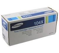 SAMSUNG MLT-D104X тонер-картридж черный