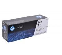 HP Q2612A (12A) тонер-картридж черный