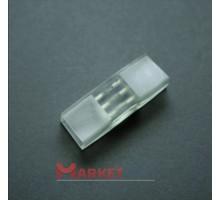 Прямой коннектор для 2W плоского дюралайта.