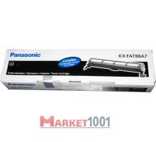 Panasonic KX-FAT88A7 тонер-картридж черный