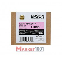 C13T580600 EPSON T5806 Картридж светло-пурпурный