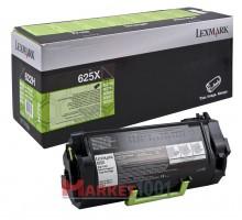 LEXMARK 62D5X00 / 62D5X0E / 62D0XA0  (625X) тонер-картридж черный