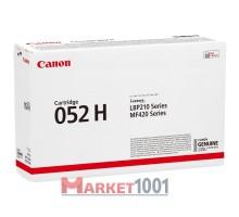 Canon Cartridge 052H Тонер-картридж черный (2200C002)