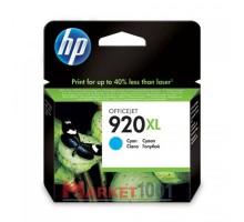 HP CD972AE (920XL) картридж голубой.