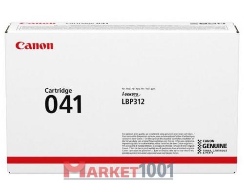 Canon 041 0452C002 тонер-картридж черный