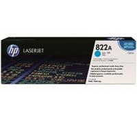 HP C8551A (822A) тонер-картридж голубой