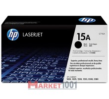 HP C7115A (15A) тонер-картридж черный