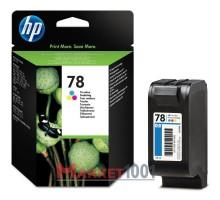 HP C6578AE (78) картридж трехцветный.
