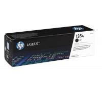 HP CE320A (128A) тонер-картридж черный