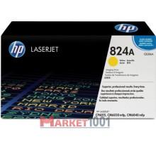 HP CB386A (824A)  фотобарабан (Imaging Drum) желтый