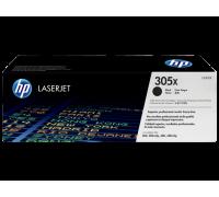 HP CE410X (305X) тонер-картридж черный