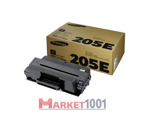 SAMSUNG MLT-D205E/SEE тонер-картридж черный