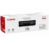 Canon Cartridge 728 (3500B002) тонер-картридж черный