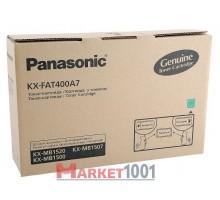 Panasonic KX-FAT400A7 тонер-картридж черный