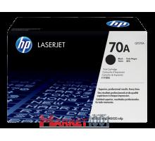 HP Q7570A (70A) тонер-картридж черный