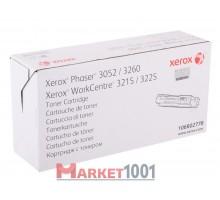 XEROX 106R02778 тонер-картридж черный