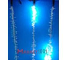"""Светодиодная (LED) гирлянда """"Ледяные капли"""" 1 метр белая"""