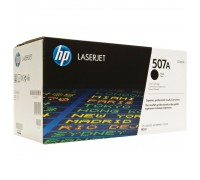 HP CE400A (507A) тонер-картридж черный