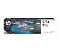 HP F6T82AE (973X) картридж пурпурный увеличенной емкости