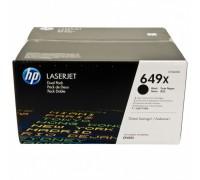 HP CE260XD (649X) тонер-картридж черный двойная упаковка