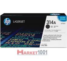 HP Q7560A (314A) тонер-картридж черный