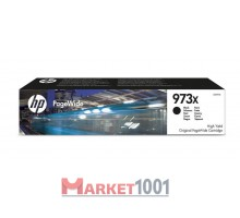 HP L0S07AE (973X) картридж черный увеличенной емкости