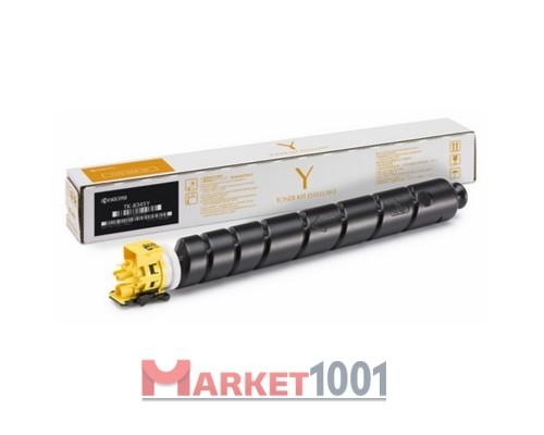 Kyocera TK-8345Y 1T02L7ANL0 тонер-картридж желтый