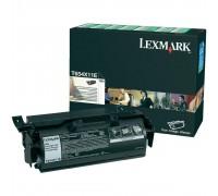 LEXMARK T654X11E тонер-картридж черный