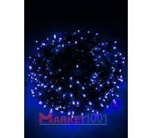 Гирлянда на деревья Клип лайт (LED) БЕЗ ТРАНСФОРМАТОРА синяя