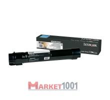 LEXMARK X950X2KG тонер-картридж черный