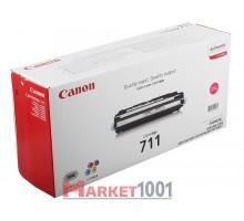 Canon 711M Тонер-картридж пурпурный (1658B002)