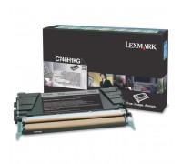 LEXMARK C746H1KG тонер-картридж черный