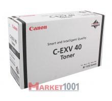 Canon C-EXV40 тонер-картридж черный (3480B006)