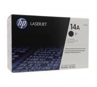 HP CF214A (14A) тонер-картридж черный