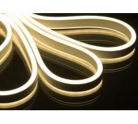 Неон флекс светодиодный гибкий белый теплый