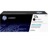 HP CF217A (17A) тонер-картридж черный