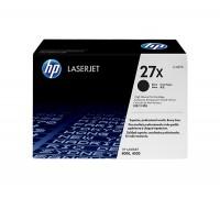 HP C4127X (27X) тонер-картридж черный