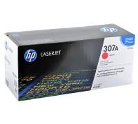 HP CE743A (307A) тонер-картридж пурпурный