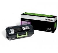 LEXMARK 52D5X00 / 52D5X0E (525XE) тонер-картридж черный