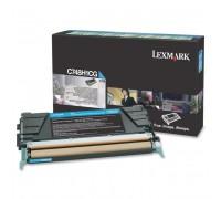 LEXMARK C748H1CG тонер-картридж голубой